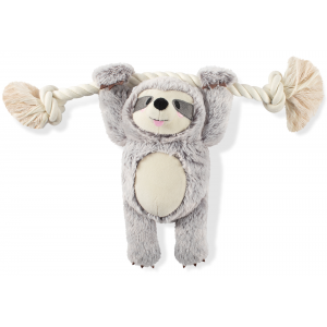 GIRLIE SLOTH ON A ROPE
